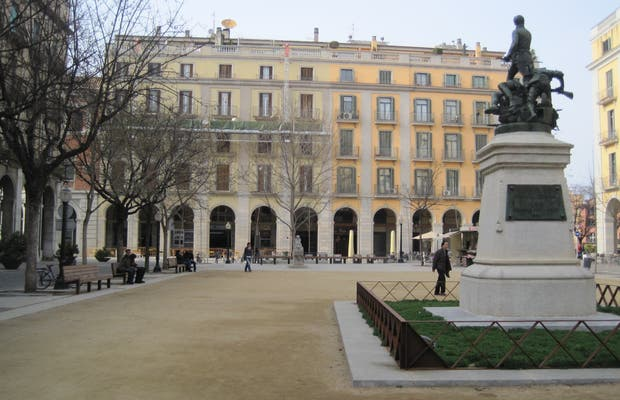 La Plaza de la Independencia