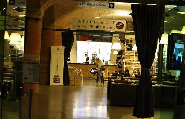 Caffè Vergnano en la Mole Antonelliana