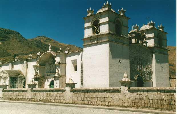 Iglesia Inmaculada Concepción de Yanque