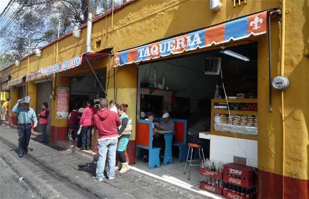 Taquería Aguayo