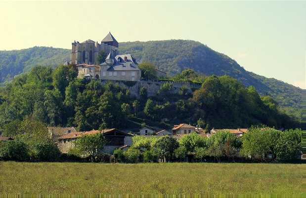 Cathedral of Saint Bertrand de Comminges