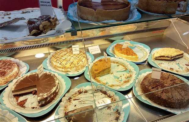 Cafetería Las Alemanas