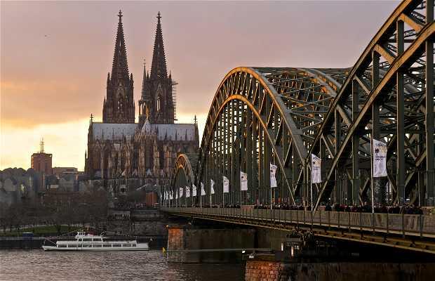 Puente Hohenzollern