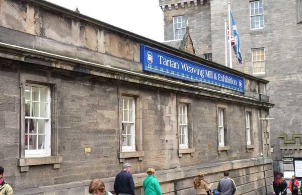 Tartan Weaving Mill & Exhibition