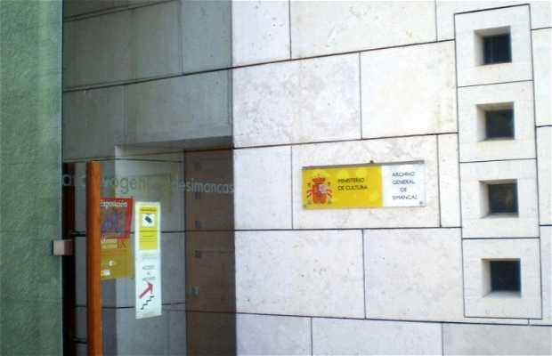Simancas General Archive