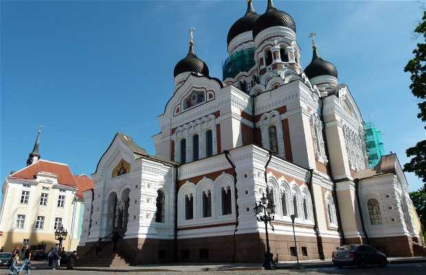 Catedral de San Alejandro Nevskt
