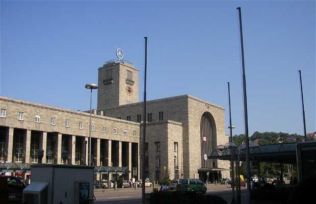 Estación Central - Hauptbahnhof