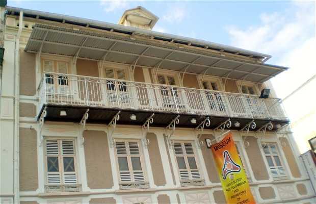 Museo di archeologia precolombiana e della preistoria della Martinica