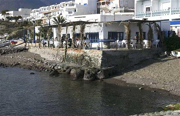 Hostal ristorante La Isleta del Moro a Almeria