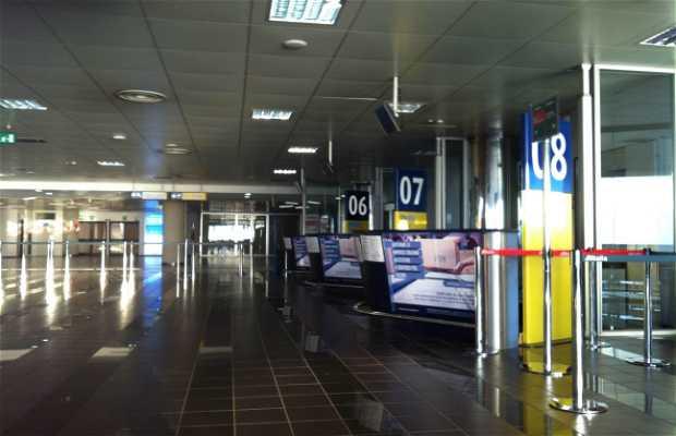 Aeropuerto de Turín