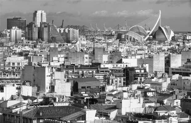 Vista Desde El Miguelete