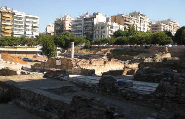 Ancienne agora