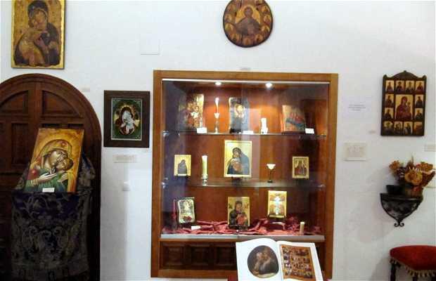 Exposición permanente de Iconos