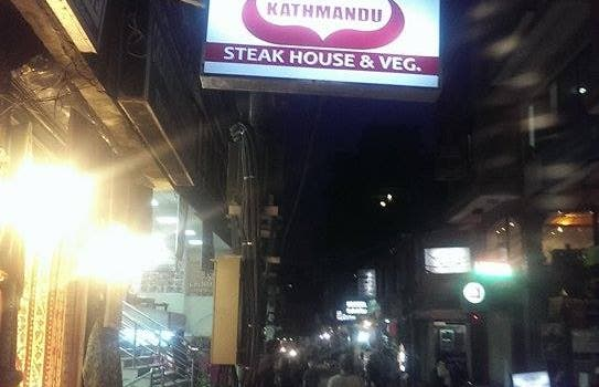 Kathmandu Steak House Restaurant