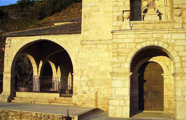 Santuario de Nuestra Señora de Las Angustias