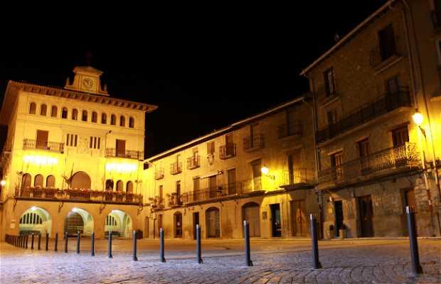 Olite square