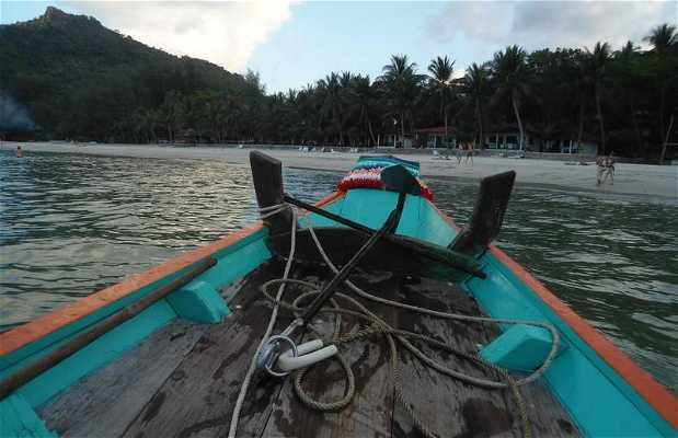 Taxi boat pour Koh Pha Ngan