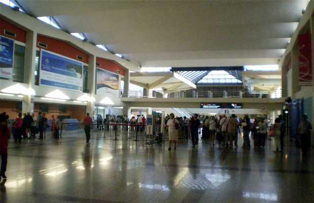 Aeropuerto Internacional de Las Américas JFPG
