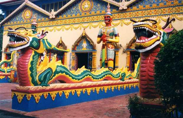 Wat Thai Chayamangkalaram