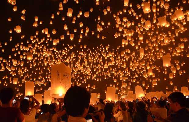Festival di Loy Krathong