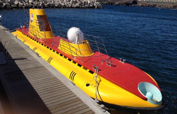 Submarine Safaris