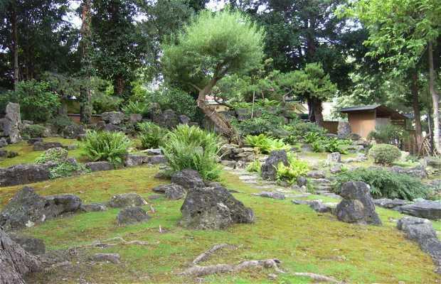 Jard n japon s en sch nbrunn en viena 1 opiniones y 4 fotos - Jardin japones pequeno ...