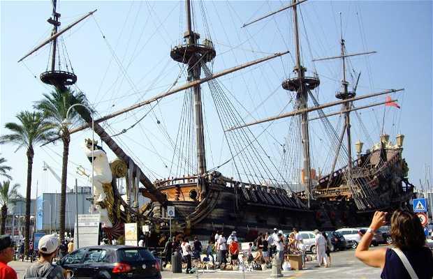 Vieux port de Gênes