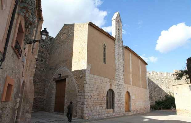 Iglesia hospital de San Marzal