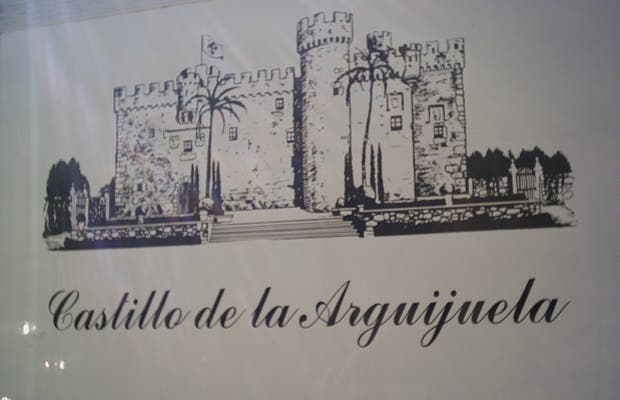 Castillo de Arguijuela