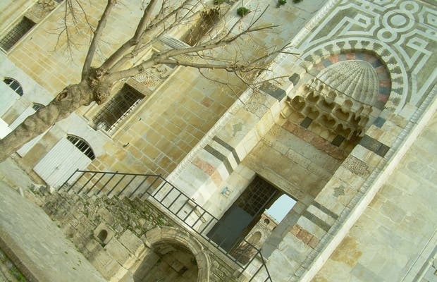 Isa Bey Camii