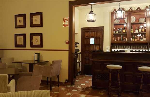 Cafetería Parador de Tordesillas