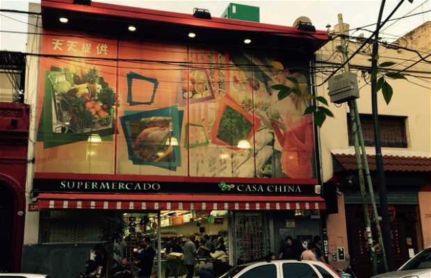 Compras por el Barrio Chino de Belgrano