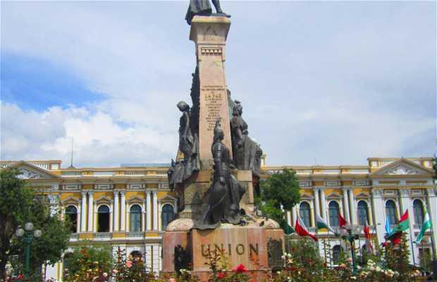 Monumento Pedro Domingo Murillo