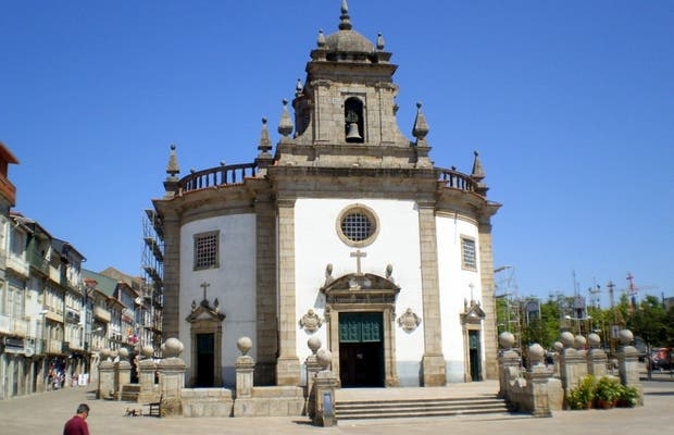 Iglesia del Buen Jesús de la Cruz (Igreja do Bom Jesus da Cruz)