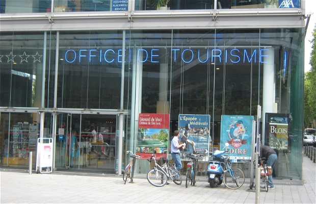 Oficina de turismo en tours 1 opiniones y 5 fotos for Oficina de turismo donostia