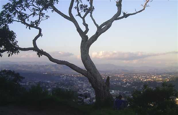 La ville haute de Fiananrantsoa