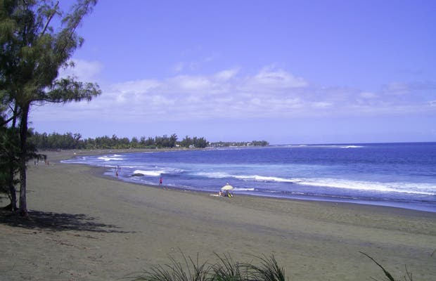 Les Plages de l'Ile de la Réunion