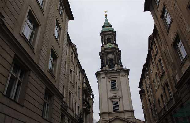 Iglesia de Santa Sofía - Sophienkirche