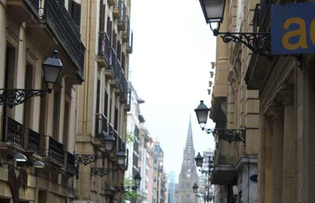 Calles de San Sebastian