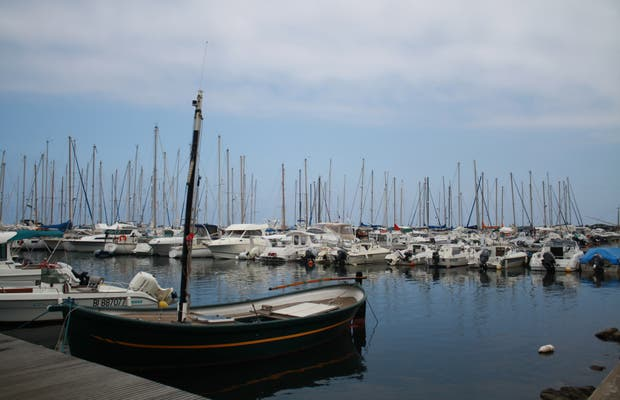 Puerto de Taverna
