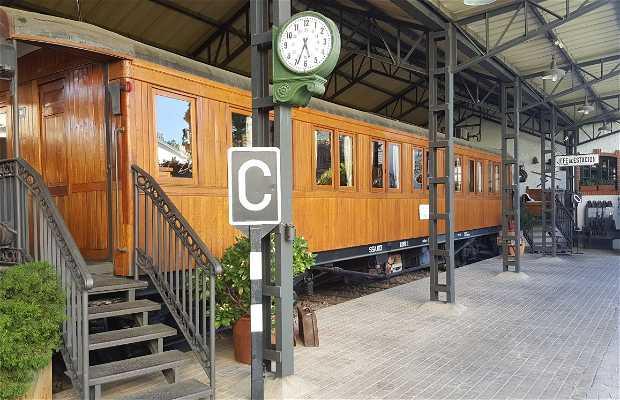 el vagón de Beni Restaurant