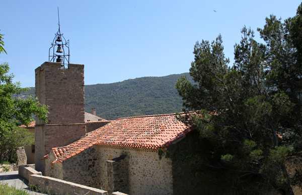 Cucugnan Church