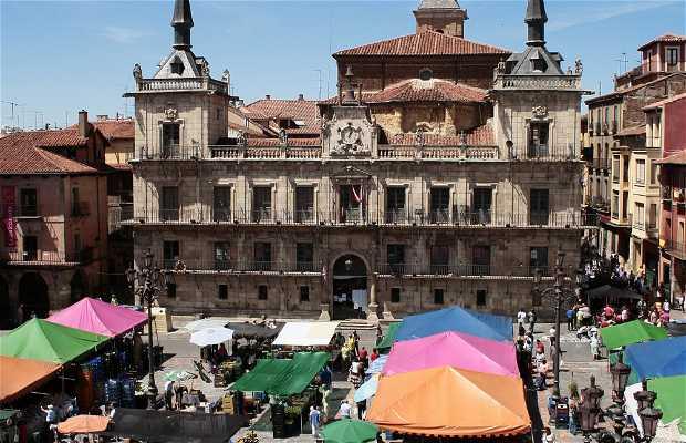 Mercado Tradicional de León