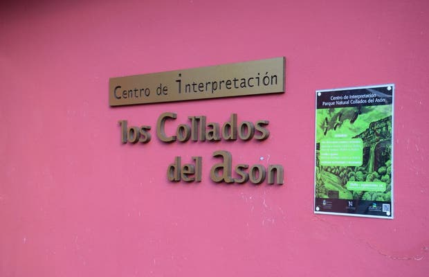 Centro de interpretación de los Collados del Asón