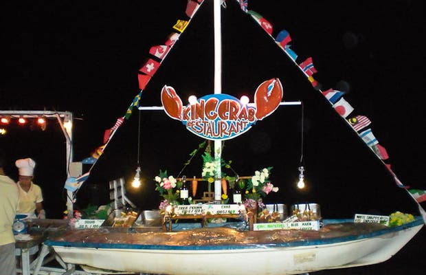 Restaurante King Crab