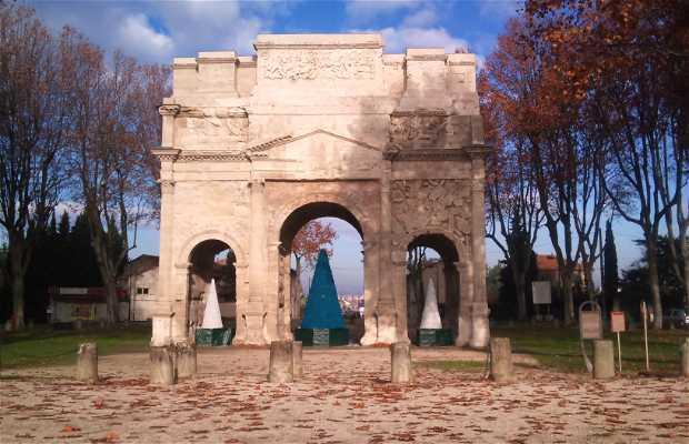 Arc antique d'Orange