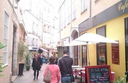 Rue de la Cloche d'or