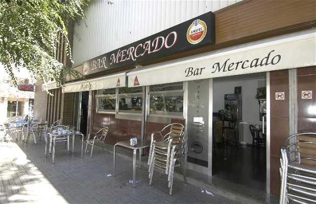 El Maercado bar