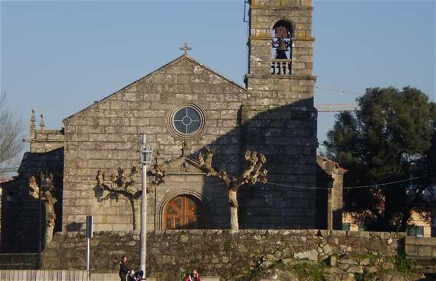 Church of San Miguel of Bouzas