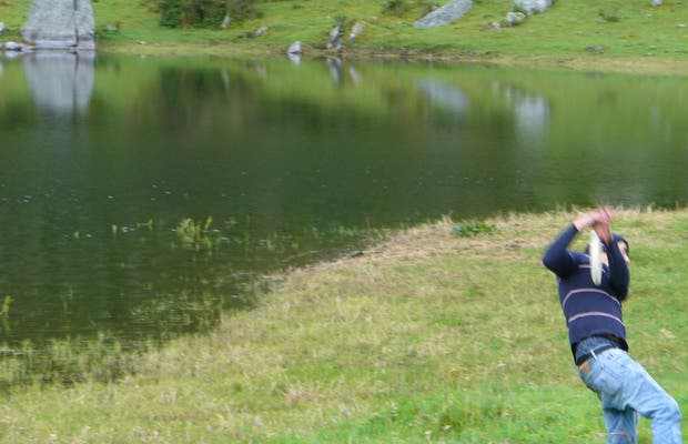 La Lagune enchantée